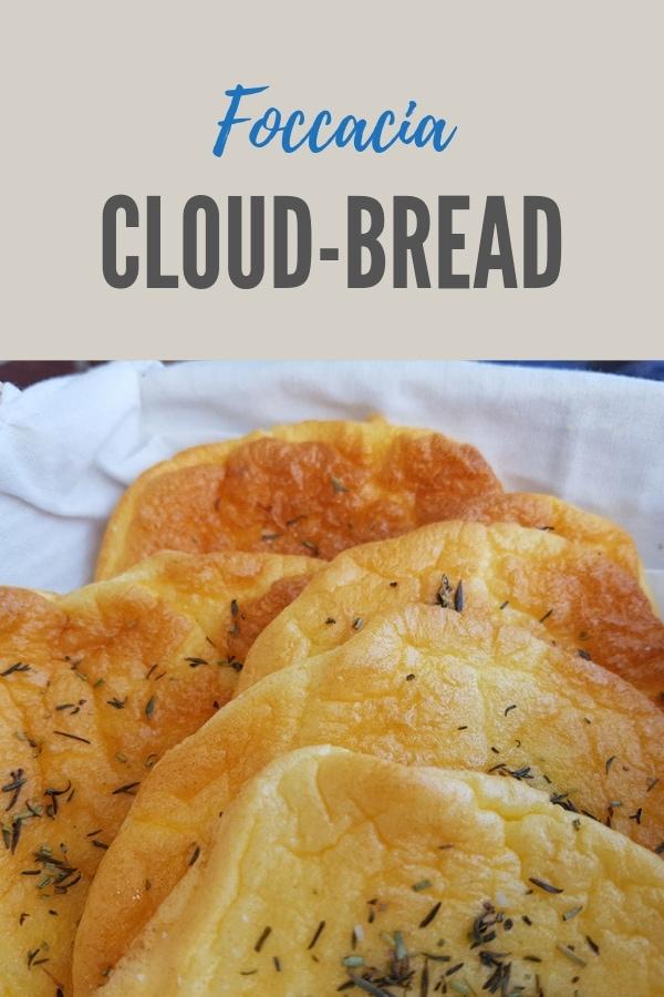 Cloudbread Foccacia-Style
