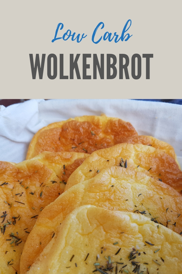 LowCarb Wolkenbrot