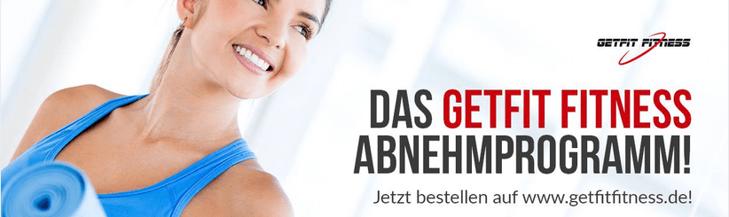 GetFit Fitness Banner