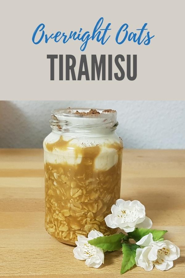 Tiramisu Overnight Oats