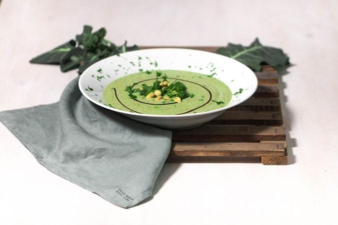 Brokkoli-Cremeusppe