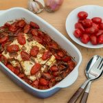 Gebackener Feta mit Tomaten