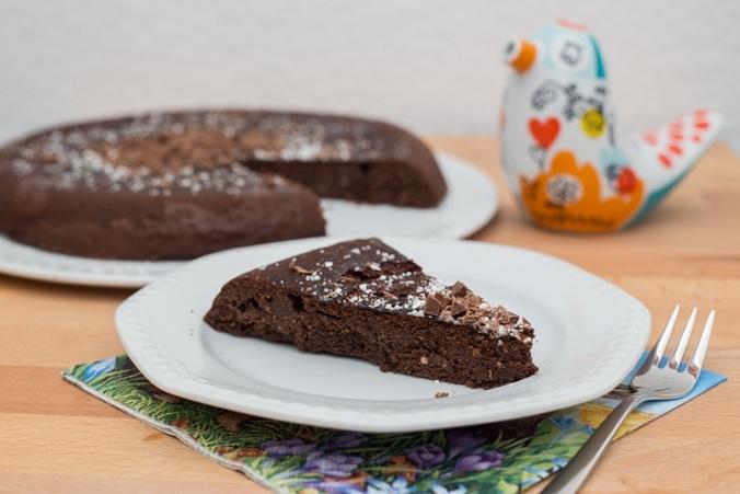Mandel-Schoko-Pfannenkuchen